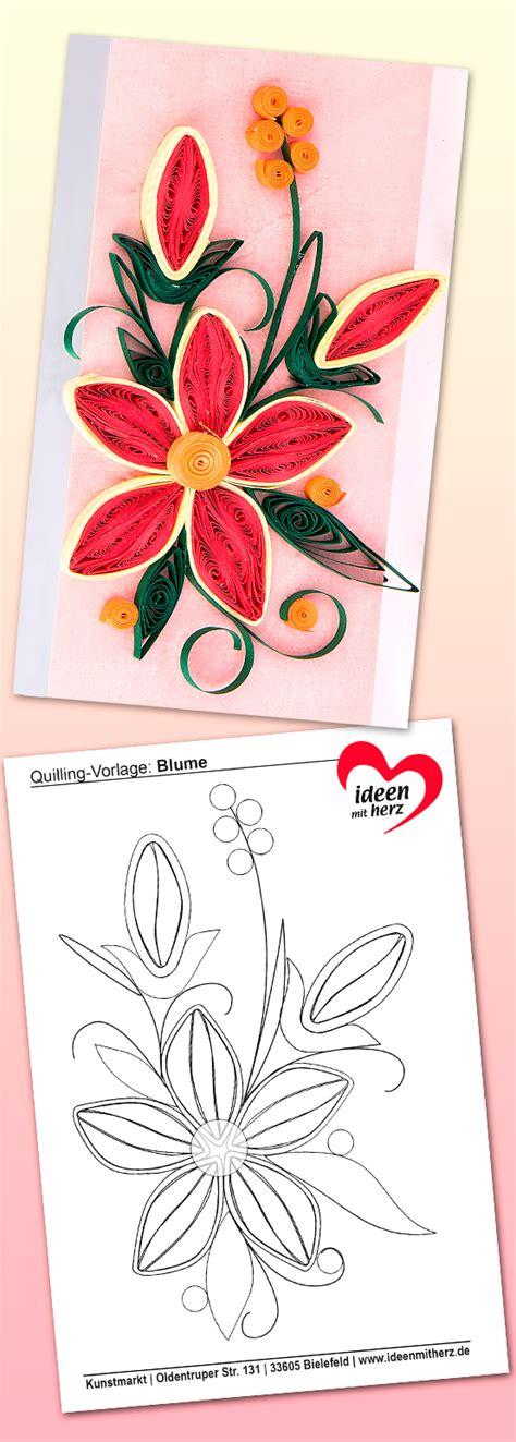 Was bringt das feuer im bauch. Quilling-Vorlage Blume: Kostenlos zum Herunterladen und ...