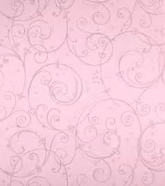 "York Wallcoverings Walt Disney Kids II Perfect Princess 33' x 20.5"" Scroll Wallpaper Color: Pink, Silver and Glitter"