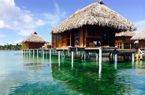 This Is Your Next Caribbean Overwater Bungalow Resort