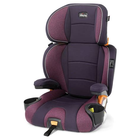 chicco kidfit booster car seat ebay