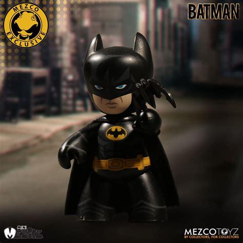 mez itz  batman mezco toyz
