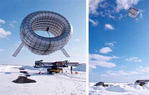 Altaeros Energies запускает летающие ветряные генераторы. Обсуждение на LiveInternet Российский Сервис ОнлайнДневников