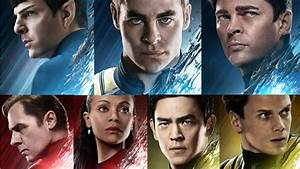 Star Trek Beyond Cast Spotlight - ComingSoon.net