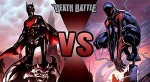 Batman Beyond vs Spiderman 2099 by FEVG620 on DeviantArt