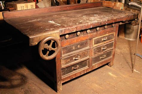 cabinet makers workbench  sale  information