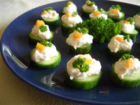 light cucumber canapes recipe canapes cucumber and dinners