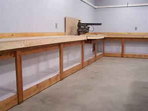 Wood Workbench Plans Wall PDF Plans