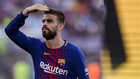 Pique Concedes He Knew Neymar Was Leaving Barca Before He ...