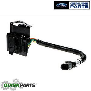 Ford F350 Wiring by 2002 2004 Ford F250 F350 Duty 4 7 Pin Trailer Tow