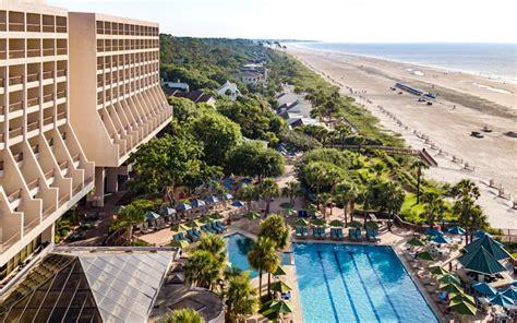 hilton head island marriott resort carolina south spa hotel sc vacation usa north hotels exterior awards travel season destination tripadvisor