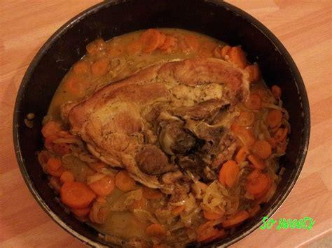 cuisiner une rouelle de porc en cocotte minute 28 images rouelle de porc fa 231 on espagnol