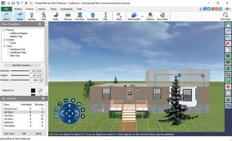 dreamplan  home design software