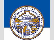 Nebraska logo vector Vectors Like