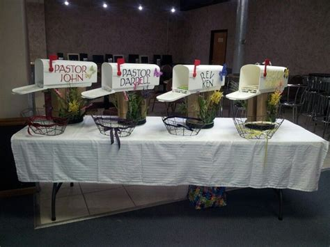 Decorating Ideas For Pastor Appreciation Day by 1000 Ideas About Pastor Appreciation Gifts On