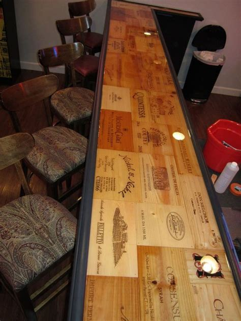 Bar Top Ideas 43 cool bar top ideas to realize diy projects