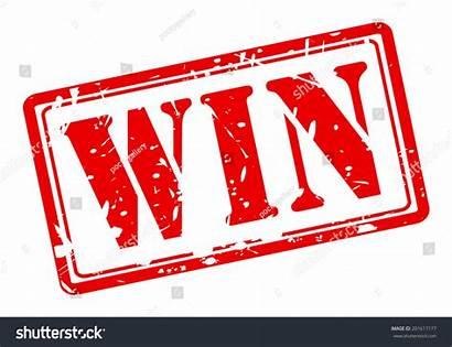 Win Stamp Text Vector Shutterstock Vectors Illustration