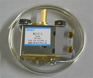 China Refrigerator Thermostat  Wdf Series