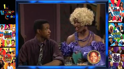 wanda on in living color wanda s blind date in living color foxx