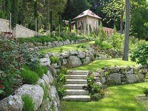 Gartengestaltung Mit Natursteinen : gartengestaltung mit naturstein gartengestaltung naturstein in allen varianten naturstein ~ Markanthonyermac.com Haus und Dekorationen