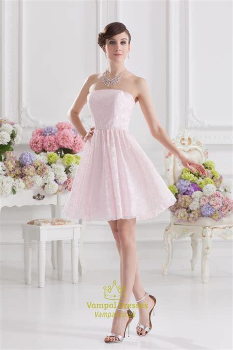 Light Pink Dress by Light Pink Bridesmaid Dresses Val Dresses