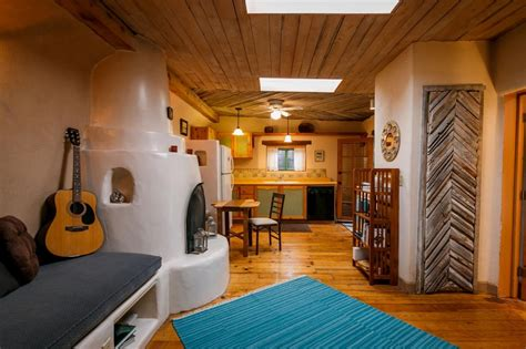 Southwestern Style Homes by Tour A Tiny Southwestern Style Home In Santa Fe N M