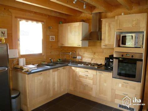 cuisine pour chalet location chalet 224 pr 233 novel pour 10 personnes iha 46151