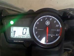 Modif Pasang Speedometer Yamaha Yzf R15 Di Yamaha Vixion  Gimana Bracketnya