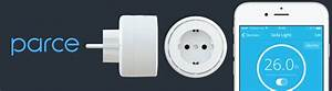 Smart Home Geräte : parce one smart home zwischenstecker f r apple homekit ~ Buech-reservation.com Haus und Dekorationen