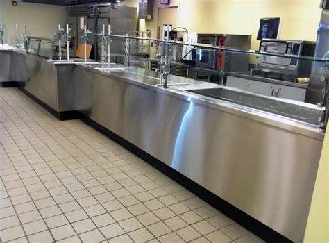 Stainless Steel Buffet Food Warmer Central Sheet Metal