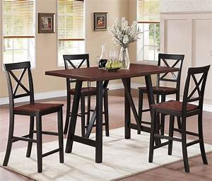 Small Counter Height Table & Stool Set — Jen & Joes Design