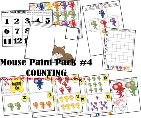 free mouse paint worksheets for 717 | image%25255B30%25255D