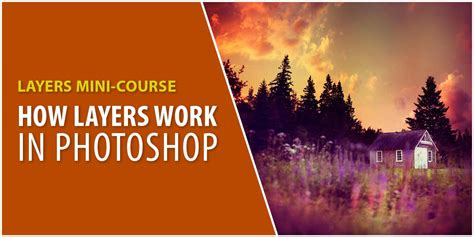working  layers  photoshop  beginners guide