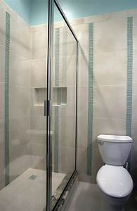 porte de douche coulissante battante et fixe en 95 idees With porte de douche coulissante avec salle de bain laqué blanc