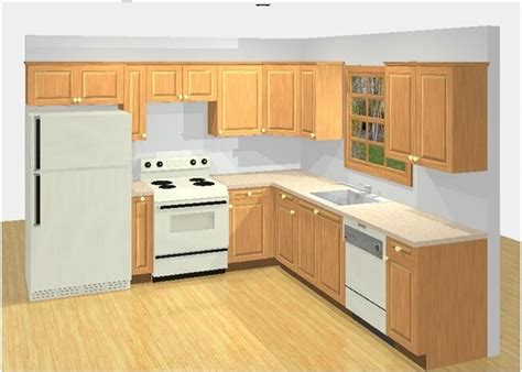 unfinished maple cabinets solid maple wood cabinets 10x10 kitchen ebay