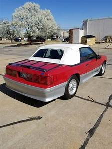 89 Mustang GT Fox Body, Automatic, 25th Anniversary, Unrestored, Unmolested! - Classic Ford ...