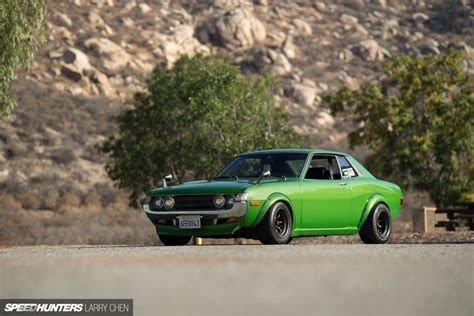 vintage toyota celica neo classic a turbo swapped 71 celica speedhunters