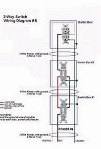 3 way switch wiring diagram 2 electrical services 3 With old house wiring