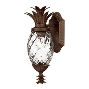 15 inch tropical style outdoor wall light 2226cb