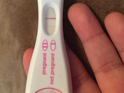 I See A Faint Line On My Home Pregnancy Test Am I Pregnant