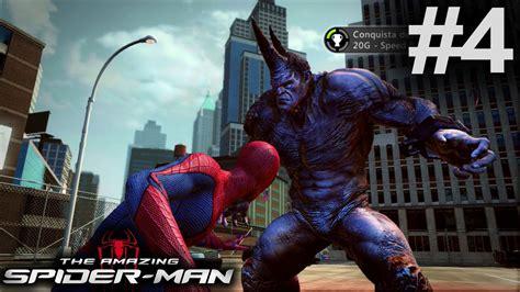 o espetacular homem aranha parte 4 xbox 360 gameplay comentado em pt br youtube