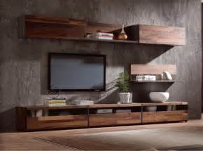 Tv Table Cabinet by Modern Simple Tv Stand Walnut Wood Veneer Tv Cabinet Buy