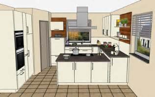 küche planen tipps küchenplaner kochinsel ambiznes