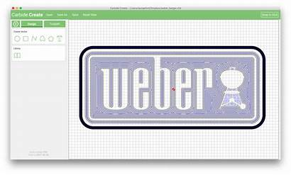 Weber Toolpaths Sign Signs Tutorial Carbide Create