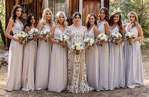 Vanderpump Rules Star Katie Maloney's Bridesmaids Dresses
