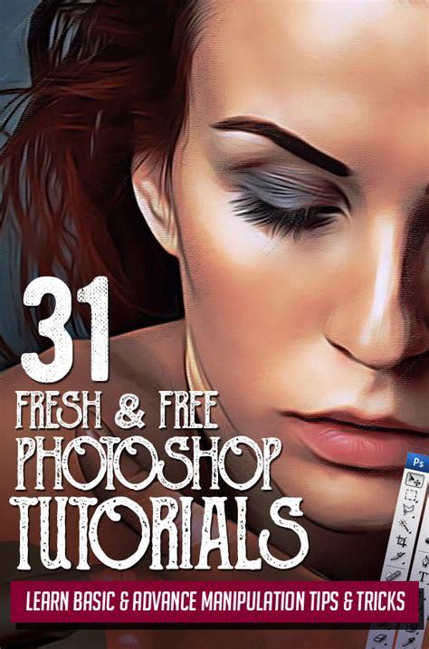 photoshop tutorials photo editing tutorials