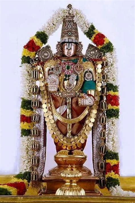 Lord Balaji  Jai Shri Krishna  Pinterest Hindus
