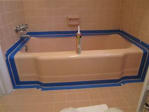 hometalk what to do about that leaky shower and tub With best caulk for bathroom tub