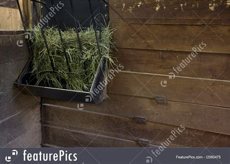 image  hay feeder   stable stall
