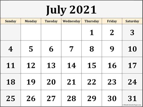 Are you used to having a weekly or monthly planner to help organize your busy life? July 2020 calendar | free printable calendar