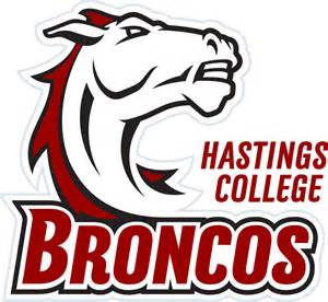 hastings college unveils another logo news